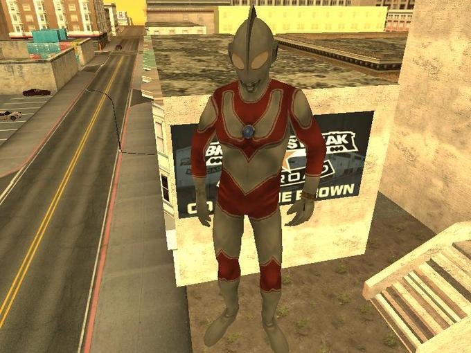 圣安地列斯人物cleo_侠盗猎车手圣安地列斯怎么变奥特曼 _91单机游戏网