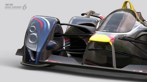 GT赛车6 免费圣诞更新发布 追加红牛F1挑战赛