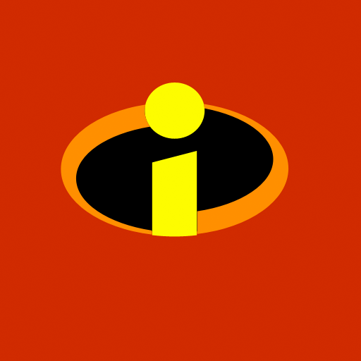 疯狂猜图电影电视_五个字_红底中间一个黄色字母i