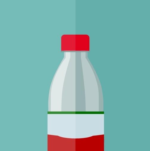 疯狂猜图品牌_矿泉水瓶子