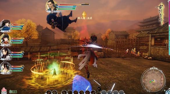 古剑奇谭2战斗技巧总结图片