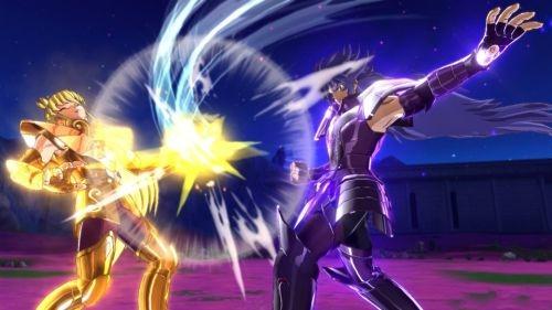 谷普/《圣斗士星矢:勇士》冥王哈迪斯复活6大冥斗士