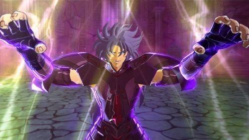 复活/《圣斗士星矢:勇士》冥王哈迪斯复活6大冥斗士