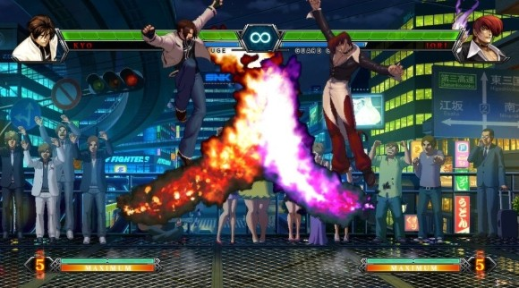拳皇13 Steam Edition按键设置说明