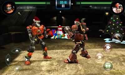 铁甲钢拳:世界机器人拳击修改版