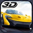 美女3D赛车