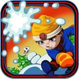 Flick Snow Fight
