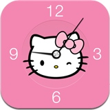 凯蒂猫时钟