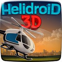 直升机3D飞行