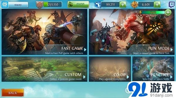 混沌模式_《混沌与秩序之英雄战歌》将迎重要更新 加入新英雄和围观模式