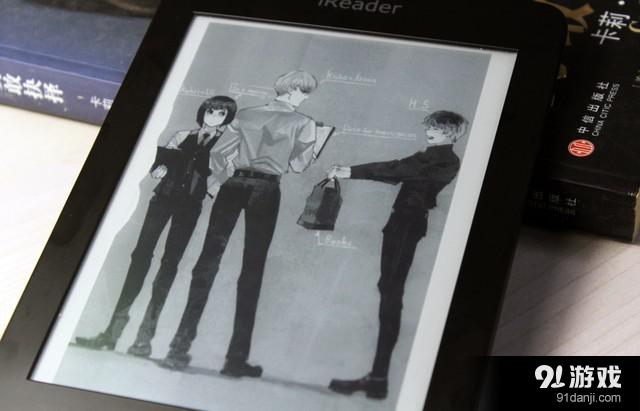 看PDF神器爱读掌阅iReader电纸书体验升级幼漫画化27图片