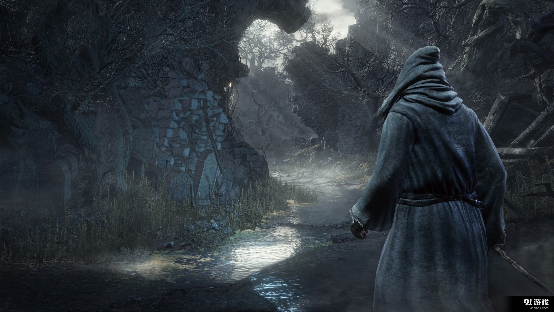 《黑暗之魂3》安里与罪业之火等剧情详解