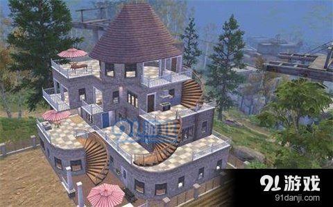 明日之后6级庄园别墅建设图 明日之后六级庄园别墅设计图一览图片