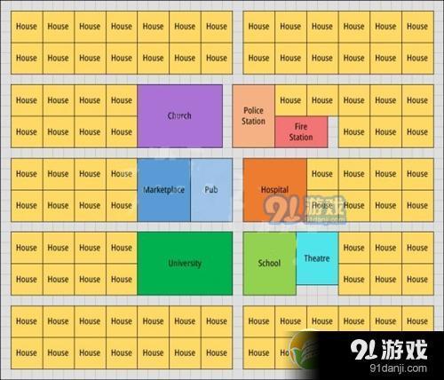 《纪元1800》城市布局方案大全_52z.com