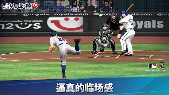 MLB:9局职棒19
