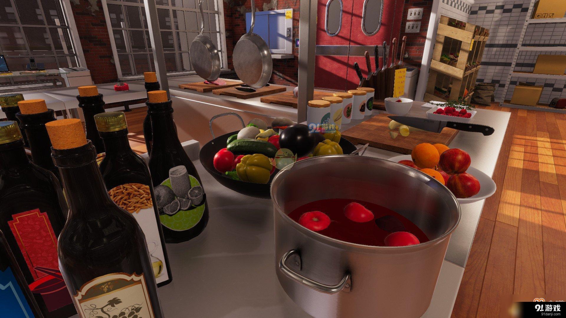 理模拟器做菜怎么偷懒 做菜偷懒方法介绍