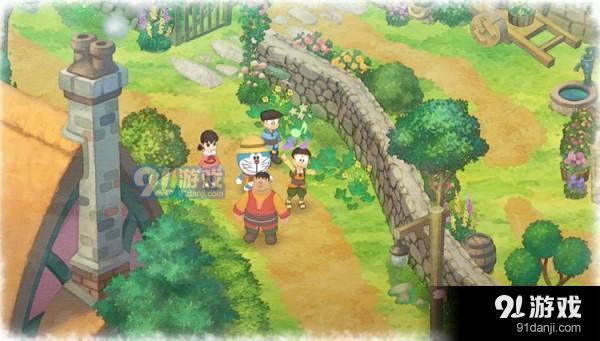 哆啦A梦牧场物语