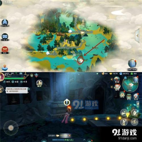剑网3指尖江湖少林密室位置在哪找 少林密室位置分享