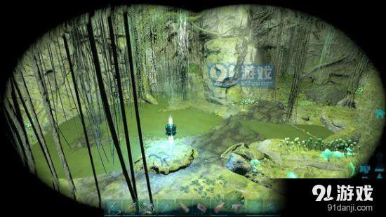 方舟生存进化瓦尔盖罗神器位置在哪 瓦尔盖罗dlc神器位置分享图片