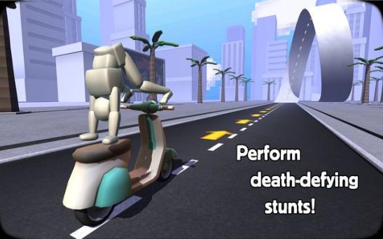 超真实车祸模拟
