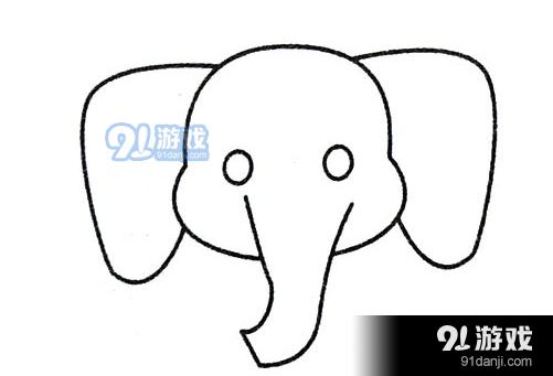 QQ红包大象图案怎么画 大象图案简笔画详解指南