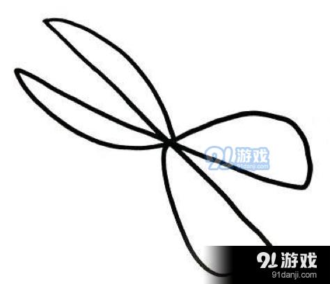 QQ红包剪刀图案怎么画 剪刀图案简笔画详解指南