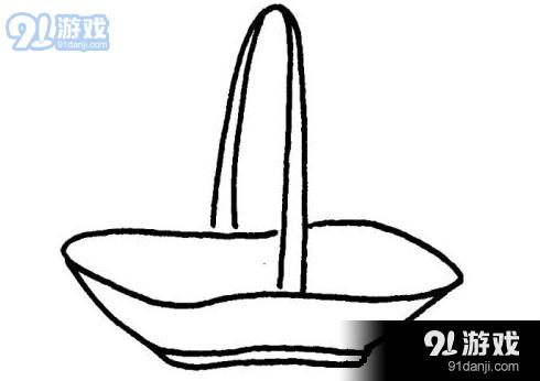 QQ红包篮子图案怎么画 篮子图案简笔画详解指南