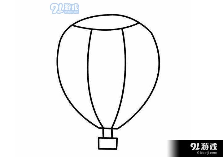 QQ红包热气球图案怎么画 热气球图案简笔画详解指南