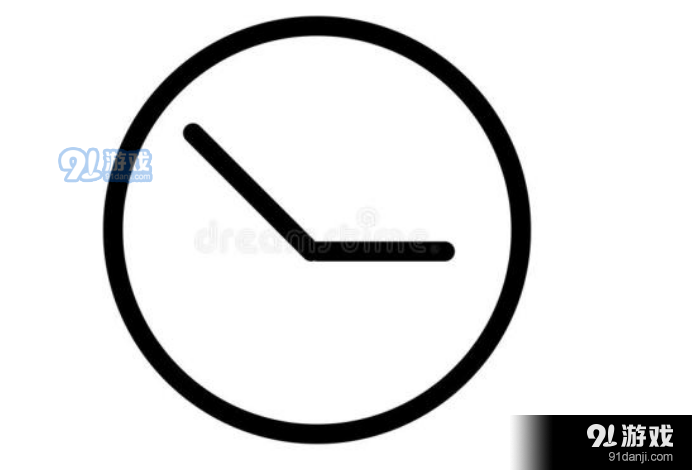 QQ红包时钟图案怎么画 时钟图案简笔画详解指南