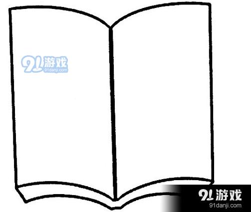 QQ红包书本图案怎么画 书本图案简笔画详解指南