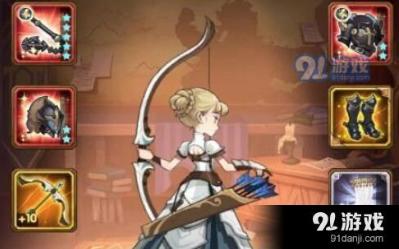 剑与远征格温妮丝阵容怎么搭配?光弓格温妮丝玩法攻略