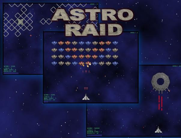 AstroRaid 银河新战机 V1.4.2.3