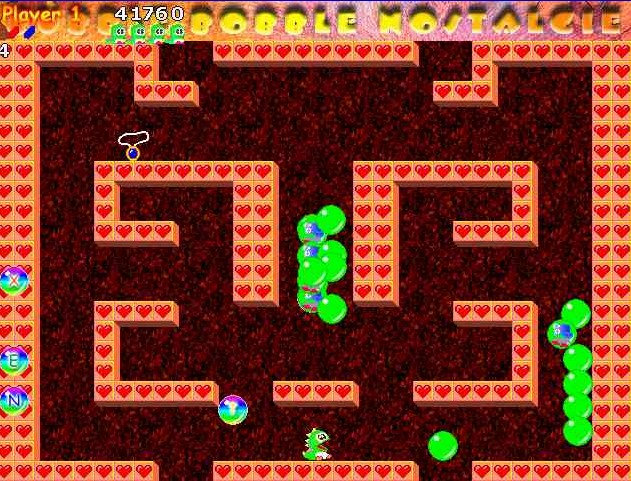 Bubble Bobble Nostalgie 泡泡龙 V3.0