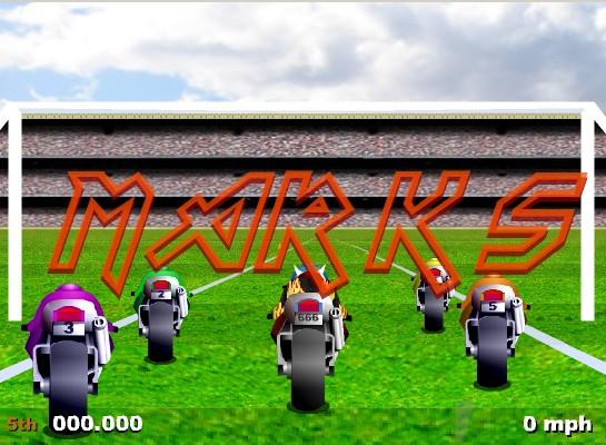 急速摩托车