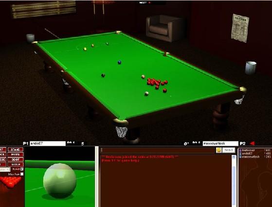 iSnooker(3D撞球) V1.6.81