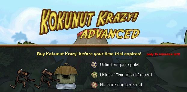 Kokunut Krazy! Advanced 达达村之陨石危机