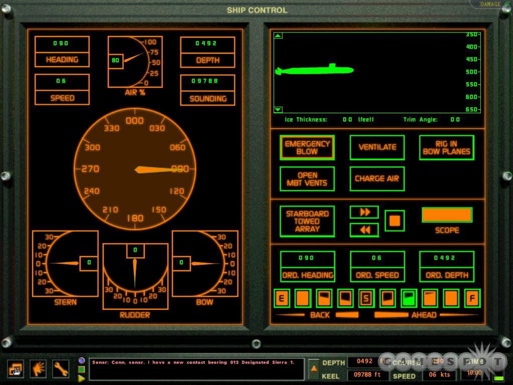 高深疯狂潜艇 3.0