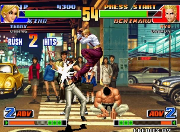 拳皇98:终极对决/单机.同屏多人