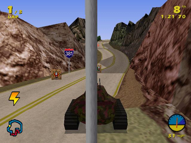 坦克赛车(Tank Racer)