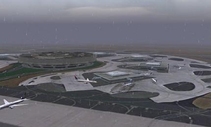 模拟航空塔台