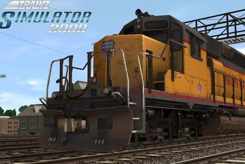 模拟火车2009:世界构建版
