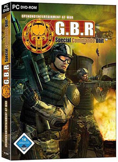 GBR特种突击队