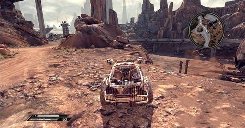 《狂怒》视频攻略图文+视频飞车_91单机游戏6S花屏地点图片