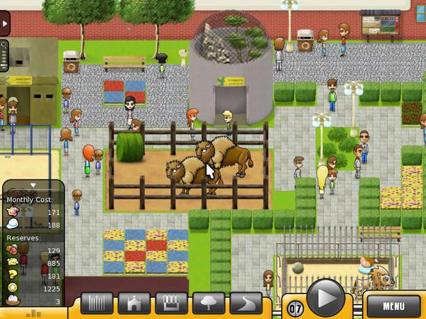 《简约人生:动物园》游戏是2009年发行的一款模拟经营类游戏,在《简约人生:动物园》中你将需要体验动物园饲养员来照料动物生活起居。美丽的画面、逼真的动物饲养、超强的细节设计、简单的操作,全都使《简约人生:动物园》游戏变得非常的出彩,喜欢模拟经营类游戏的玩家一定也会爱上这款作品。