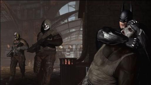 游戏截图 原画/今天《蝙蝠侠:阿卡姆之城》放出了大量新图,其中包括良多人物...