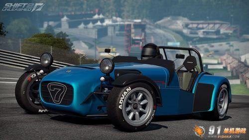 《极品飞车15》最新跑车图片公布
