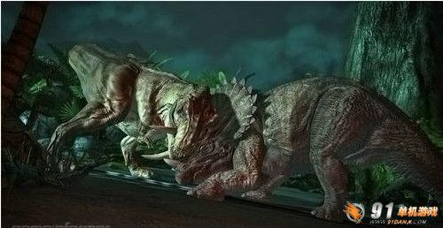 侏罗纪公园电影改编戏详瞻