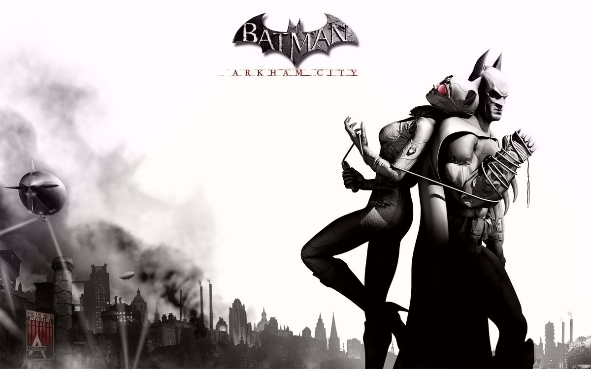 蝙蝠侠:阿甘骑士