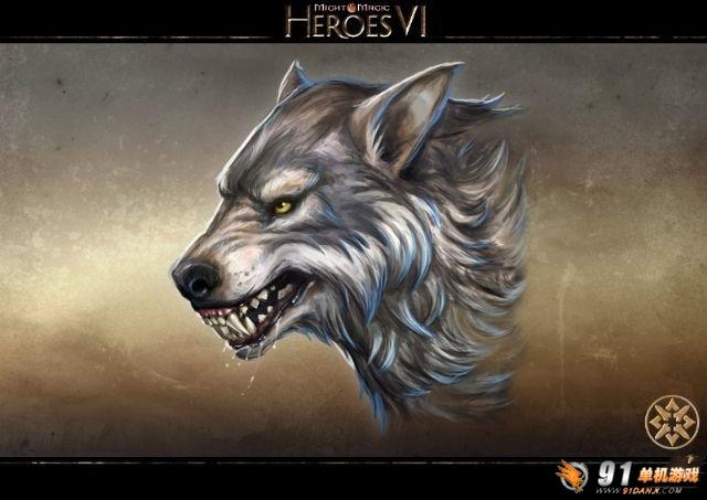 、美人鱼和凤凰。今天为大家介绍下森林狼和恐狼