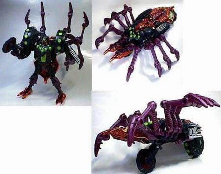 人物 第二季/野兽模式:机械霸王龙或是机械暴龙